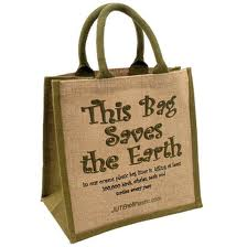 Fancy Designer Shopping Jute bags