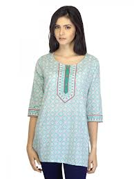 simple casual cotton kurti